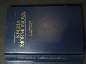 náhled knihy - Kniha Mormonova : další svědectví o Ježíši Krist