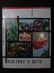 náhled knihy - Kvetiny v byte