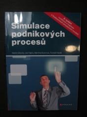 náhled knihy - Simulace podnikových procesů
