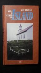 náhled knihy - Sága o cestě na Island