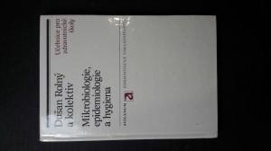 náhled knihy - Mikrobiologie, epidemiologie a hygiena