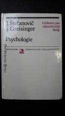 náhled knihy - Psychologie : Určeno pro stř. zdravot. školy
