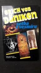 náhled knihy - Setba z vesmíru : stopy a plány mimozemských civilizací