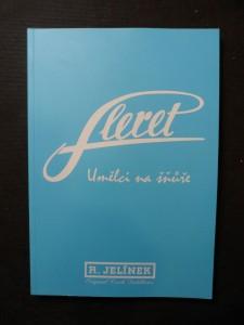 náhled knihy - Umělci na šňůře : oficiální publikace k 30. výročí kapely Fleret