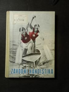 náhled knihy - Závodní kanoistika : [Sborník