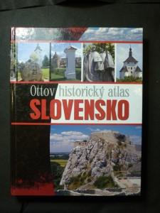 náhled knihy - Slovensko : Ottov historický atlas