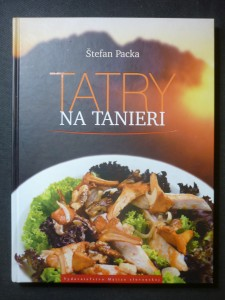 náhled knihy - Tatry na tanieri