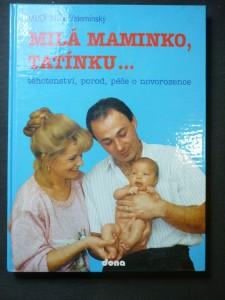 náhled knihy - milá maminko,milý tatínku...