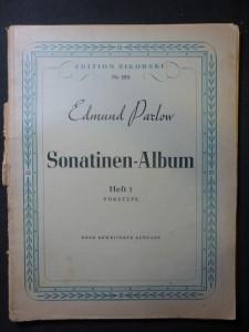 náhled knihy - Sonatinen-Album