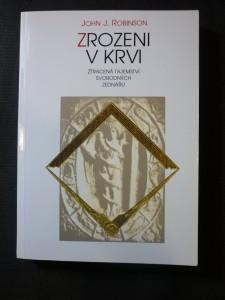 náhled knihy - Zrozeni v krvi : ztracená tajemství svobodných zednářů