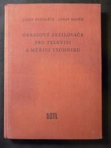 náhled knihy - Obrazové zesilovače pro televisi a měřicí techniku