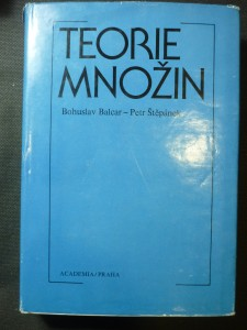 náhled knihy - teorie množin