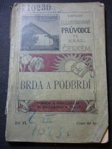 náhled knihy - Brda a Podbrdí