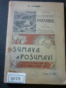 náhled knihy - Šumava a Pošumaví