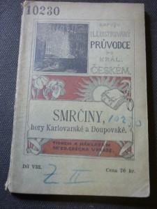 náhled knihy - Smrčiny a Karlovarské Hory