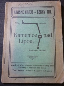 náhled knihy - Kamenice nad Lipou