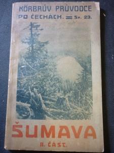 náhled knihy - Šumava II.