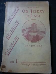 náhled knihy - Průvodce severními Čechami od Jizery k Labi. I, Pojizeří a Ještěd