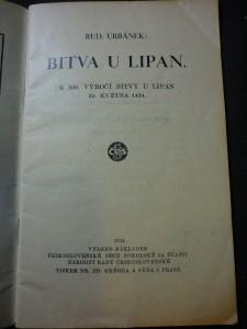 náhled knihy - Bitva u Lipan : k 500. výročí bitvy u Lipan 30. května 1434