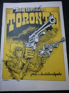 náhled knihy - Toronto