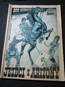 náhled knihy - Jezdci z Arizony