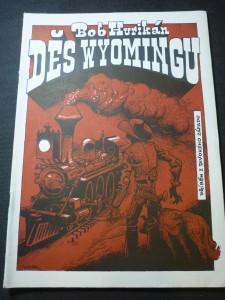 náhled knihy - Děs Wyomingu