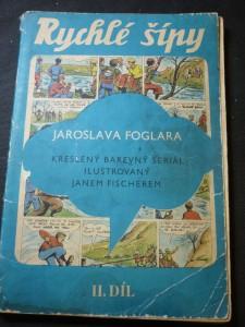 náhled knihy - Rychlé šípy II.