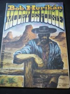náhled knihy - Modrý běs pouště