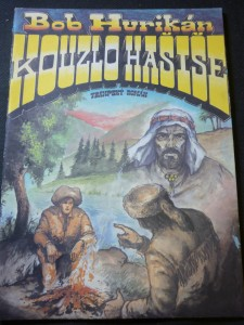 náhled knihy - Kouzlo hašiše