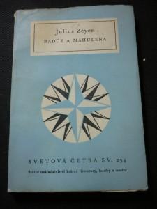 náhled knihy - Radúz a Mahulena : slovenská pohádka o čtyřech jednáních