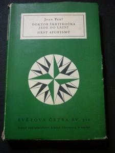 náhled knihy - Doktor Škrtikočka jede do lázní ; Hrst aforismů