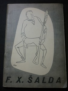 náhled knihy - F.X. Šalda : [Pásmo] o významu a osobnosti největšího českého kritika