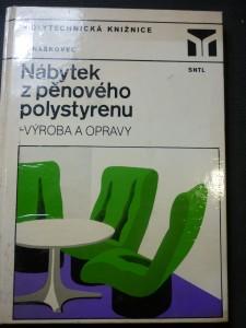 náhled knihy - nábytek a pěnového polystyrenu-výroba a opravy