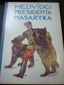 náhled knihy - medvídci prezidenta Masaryka