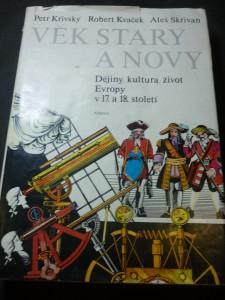 náhled knihy - Věk starý a nový : dějiny, kultura, život Evropy v 17. a 18. století : pro čtenáře od 13 let