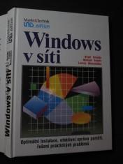 náhled knihy - Windows v síti : Optimální instalace, efektivní správa paměti, řešení praktických problémů