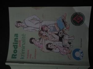 náhled knihy - Rodina proti kriminalitě : praktické rady a informace