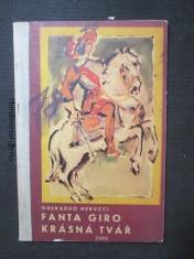 náhled knihy - Fanta Giro Krásná tvář