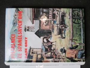 náhled knihy - Pistolníci ze Španělských hor