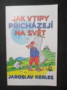 náhled knihy - Jak vtipy přicházejí na svět