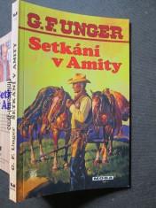 náhled knihy - Setkání v Amity