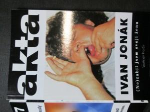 náhled knihy - Ivan Jonák: (ne)zabil jsem svoji ženu