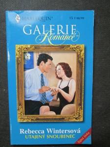 náhled knihy - Utajený snoubenec