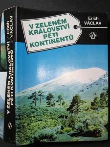 náhled knihy - V zeleném království pěti kontinentů