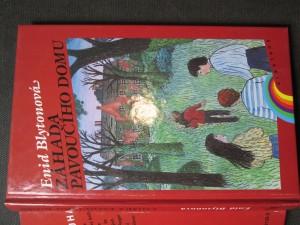 náhled knihy - Záhada Pavoučího domu