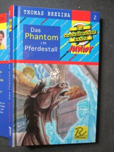 náhled knihy - Das Phantom im Pferdestall