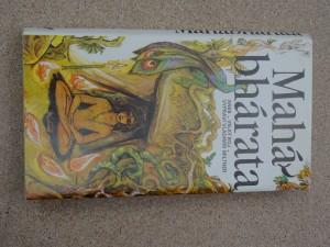 náhled knihy - Mahábhárata, aneb, Velký boj