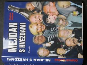 náhled knihy - Mejdan s hvězdami