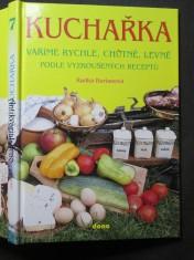 náhled knihy - Kuchařka: Vaříme rychle, chutně, levně podle vyzkoušených receptů