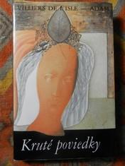 náhled knihy - Kruté poviedky